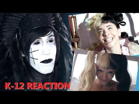 Goth Reacts to Melanie Martinez - K-12 (TV Spot)
