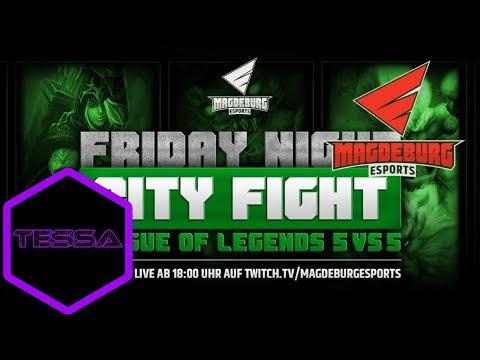 [Friday Night City Fight] League | Team eSports Sankt-Augustin vs. Magdeburg eSports e.V.