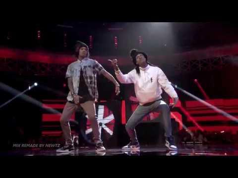 Bruno Mars ft Cardi B - Finesse (Les Twins NBC World of Dance Edit)