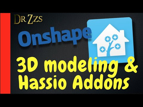 Live Stream Chat about 3D Modeling and Hassio Addons