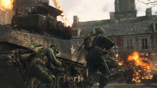 Call Of Duty: WWII. ПРОХОЖДЕНИЕ. ОПЕРАЦИЯ
