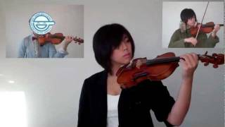 Inner Universe (violin) ~ Ghost in the Shell
