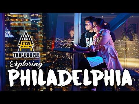 Exploring Philadelphia | Malayalam Vlog | മലയാളം ട്രാവൽ വീഡിയോ | Trip Couple | Viral