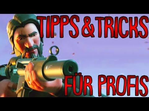 Fortnite: Tipps & Tricks Für PROFIS!   (schnell Besser Werden)   Fortnite Battle Royale