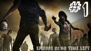The Walking Dead - Episode 5 - Gameplay Walkthrough - Part 1 - UNARMED (Xbox 360/PS3/PC)