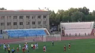 Ордабасы- Актобе драка. Премьер лига казахстана