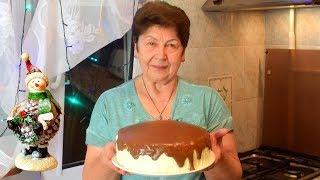 Торт Птичье Молоко Знаменитый Рецепт от Мамины Рецепты