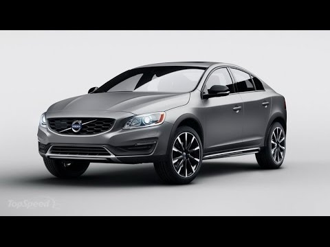 2017 Volvo S60 Cross Country Car Classification