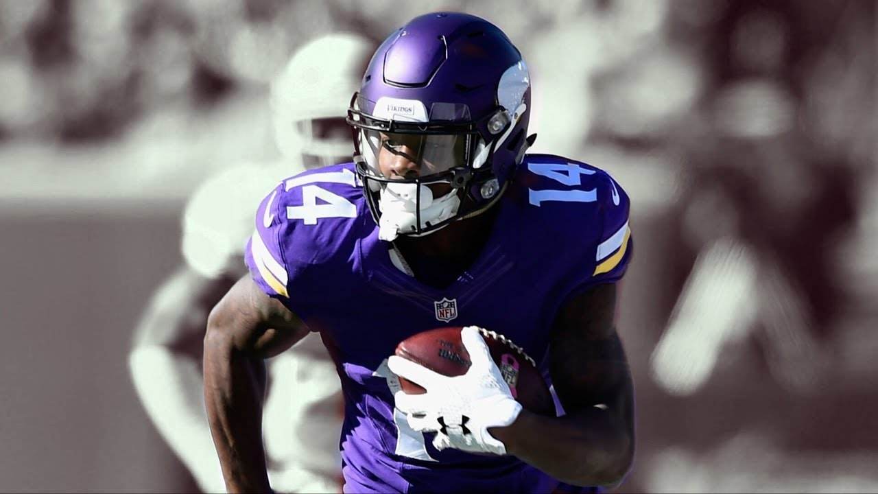 Stefon Diggs Highlights See Me Fall Hd Youtube