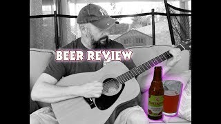 New Belgium Tartastic - Beer Review - Guitar Cover - Barenaked Ladies Million Dollars