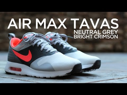 nike air max tavas essential woman