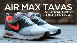 Nike Air Max Tavas Review - Purposeful
