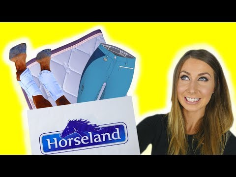 TACK HAUL + TRY ON I Saddle Pads, Boots And Breeches #2 (Eventer Vlog)