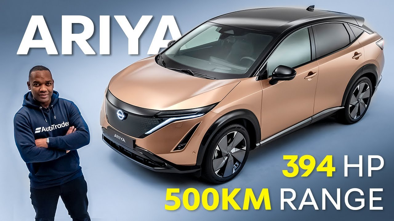 NEW Nissan Ariya Preview: The FASTEST Nissan Since GT-R?   4K