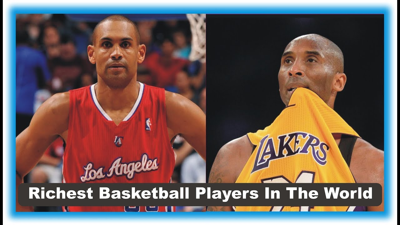 Top 10 Richest Basketball Players In The World  5959fc087