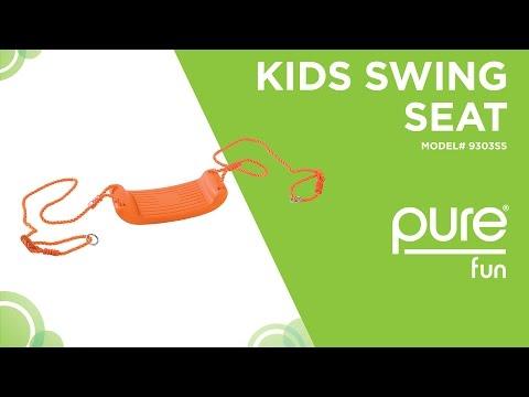 Pure Fun Kids Swing Seat 9303SS