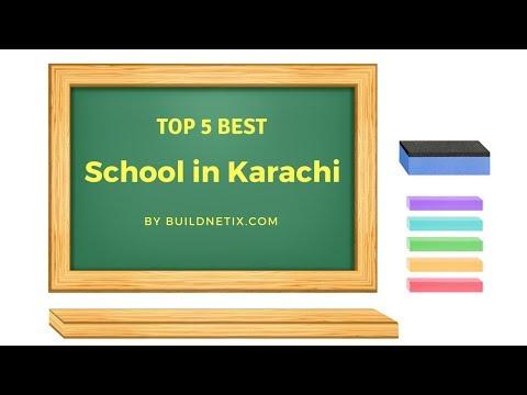 Top 5 Best Schools in Karachi 2018