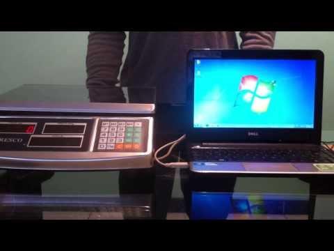 Configuraci 243 N Bascula Para Software Abarrotes Eleventa