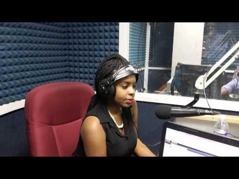 Tamara McKayle on Job Centre, Nationwide radio, Sept 2, 2014