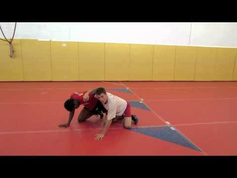 Chris Prickett Technique Session: Underhook - Step Through Single Finish
