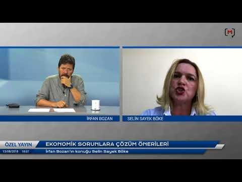 Ekonomik sorunlara çözüm önerileri Konuk: Selin Sayek Böke