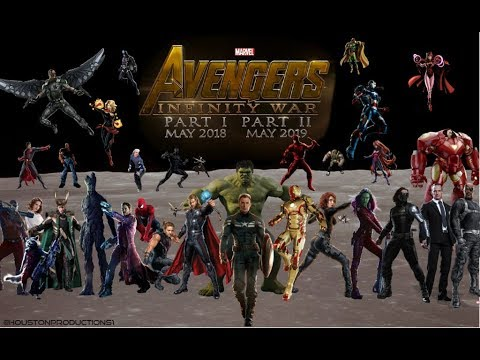 Marval Studio's Avengers Infinity War: Ringtone