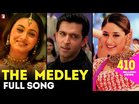 The Medley  Full Song  Mujhse Dosti Karoge  Hrithik Roshan  Kareena Kapoor  Rani Mukerji