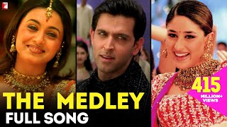 Video The Medley - Full Song | Mujhse Dosti Karoge | Hrithik Roshan | Kareena Kapoor | Rani Mukerji download MP3, 3GP, MP4, WEBM, AVI, FLV Maret 2018