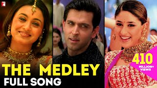 The Medley - Full Song | Mujhse Dosti Karoge | Hrithik Roshan | Kareena Kapoor | Rani Mukerji MP3