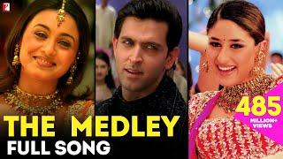 Download The Medley Song | Mujhse Dosti Karoge | Hrithik Roshan, Kareena Kapoor, Rani Mukerji, Uday Chopra