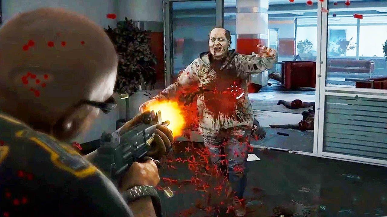 WORLD WAR Z - E3 2018 Gameplay Demo @ 1080p HD ✔