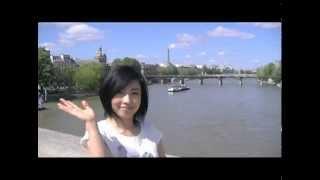 """ヨーロッパ・ツアー""""Reminiscence Spring Tour 2012""""の最終公演(パリ)..."""