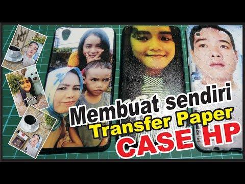 Cara baru transfer gambar pada case hp....