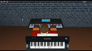 Tifa's Theme - Final Fantasy VII by: Nobuo Uematsu on a ROBLOX piano.