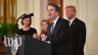 Meet Brett Kavanaugh, Trump's Supreme Court nominee