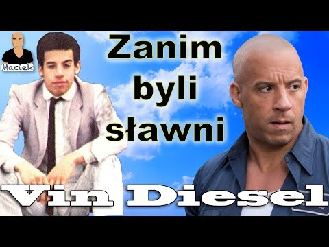Vin Diesel | Zanim byli sławni
