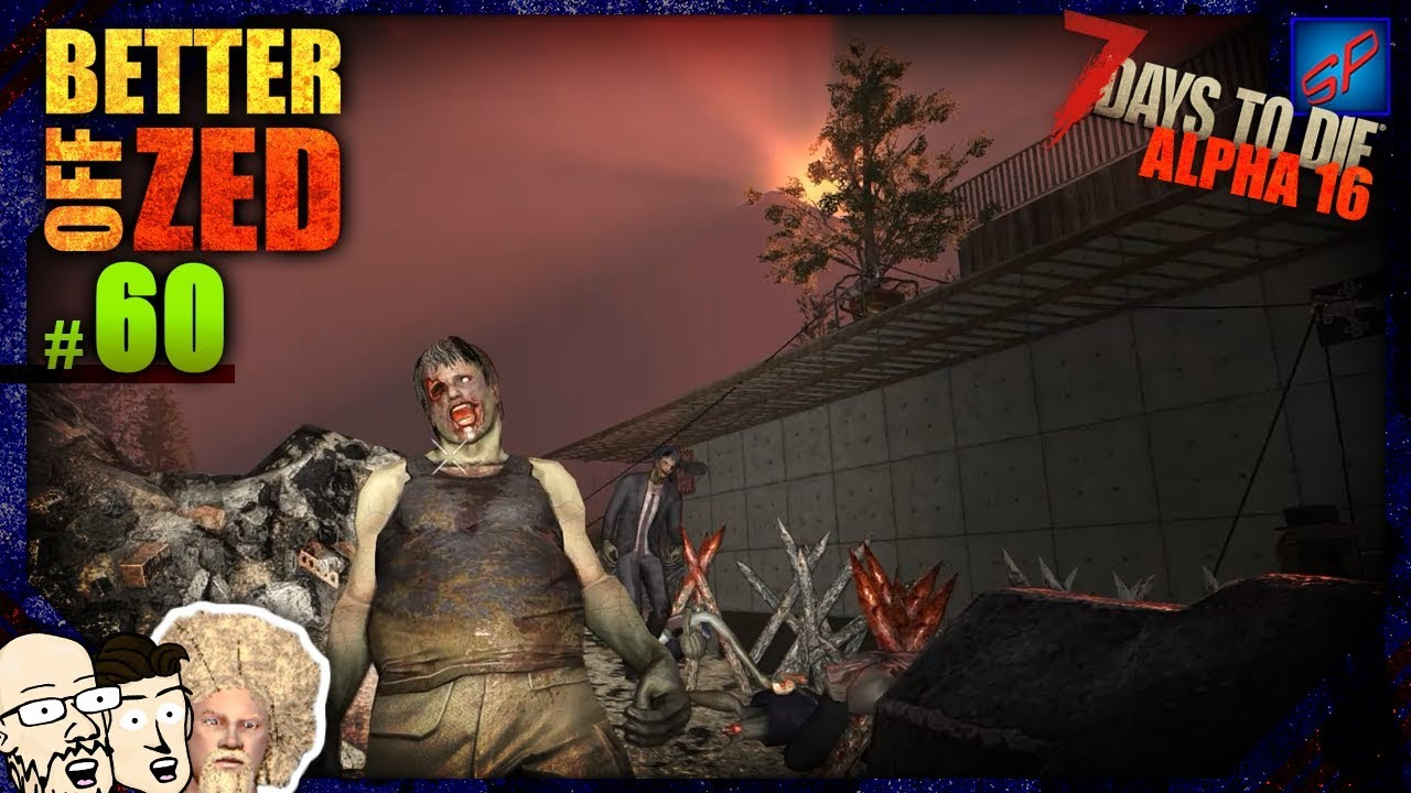 7 days to die 60 the day before the blood moon better - Blood moon zed ...