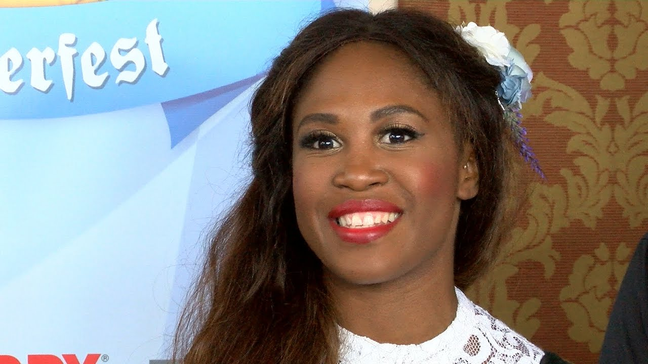 motsi mabuse ist botschafterin des frankfurter oktoberfests 2017 youtube. Black Bedroom Furniture Sets. Home Design Ideas
