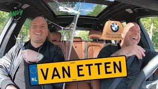 Frank van Etten - Bij Andy in de auto!