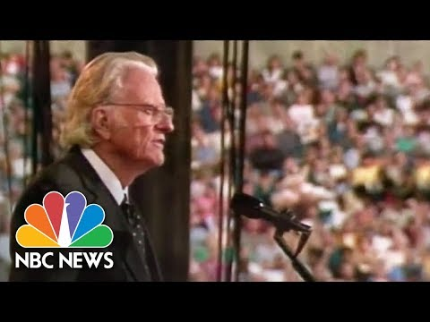 Christian Evangelist Reverend Billy Graham Dies At 99 | NBC News