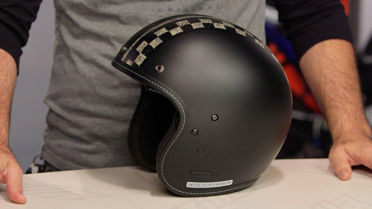 hjc is 5 burnout helmet review at youtube. Black Bedroom Furniture Sets. Home Design Ideas