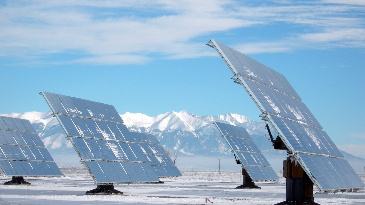 Cracking The Myths Behind Snow And Solar Panels Youtube Wiring In Cells Might Stop Reflecting Light One Up