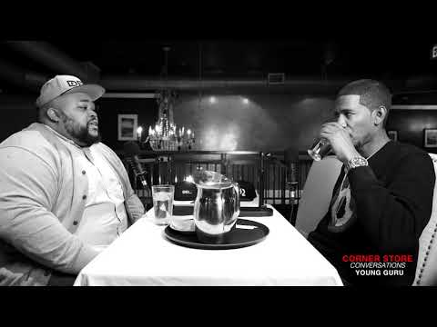 Corner Store Conversations - Young Guru Interview Part 1