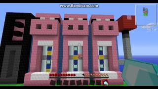 Minecraft Super Pig Powered Slot Machine Ep-1 GIVE ME THOSE DIAMONDS