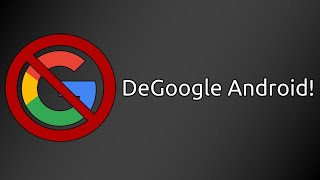 How To DeGoogle An Android Device cмотреть видео онлайн бесплатно в высоком качестве - HDVIDEO