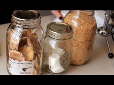 Vacuum Seal Mason Jars For Under $30 (Food Storage)