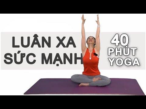 Bài tập Yoga đầy đủ - Gia tăng sức mạnh: kích hoạt luân Xa của sức mạnh cùng Nguyễn Hiếu Yoga