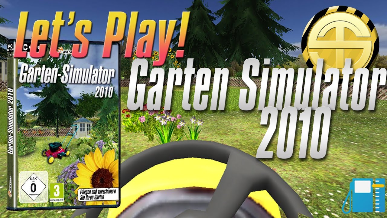 Lets Play Garden Simulator 2010 Youtube