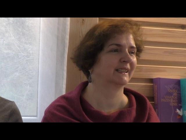 2020 01 26 Arkangelas Gabrielius: pranešimas ašrame - tik ašramo grupei.