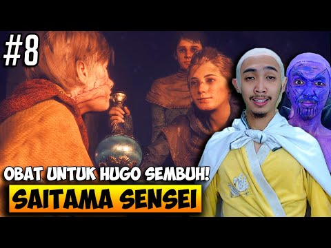 SAITAMA BERHASIL MENYEMBUHKAN HUGO - A PLAGUE TALE INNOCENCE INDONESIA #8 - 동영상